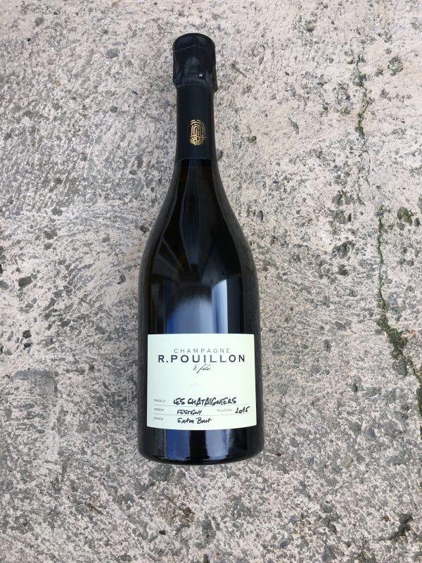 Les Chataigners Champagne Pouillon